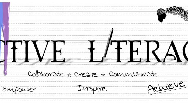 active literacy logo